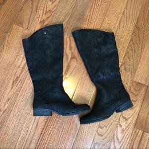 Buckle Dante Riding Boots Size 8.5""